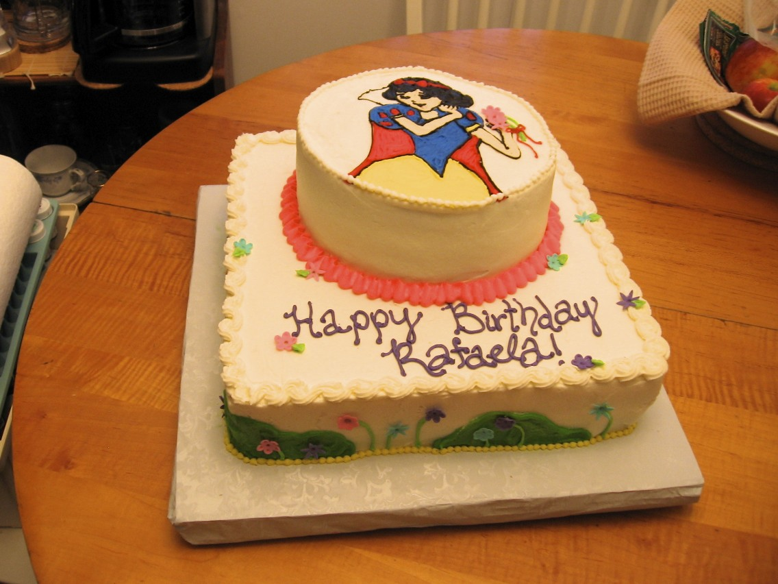 Astonishing Snow White Birthday Icings On The Cake Funny Birthday Cards Online Alyptdamsfinfo